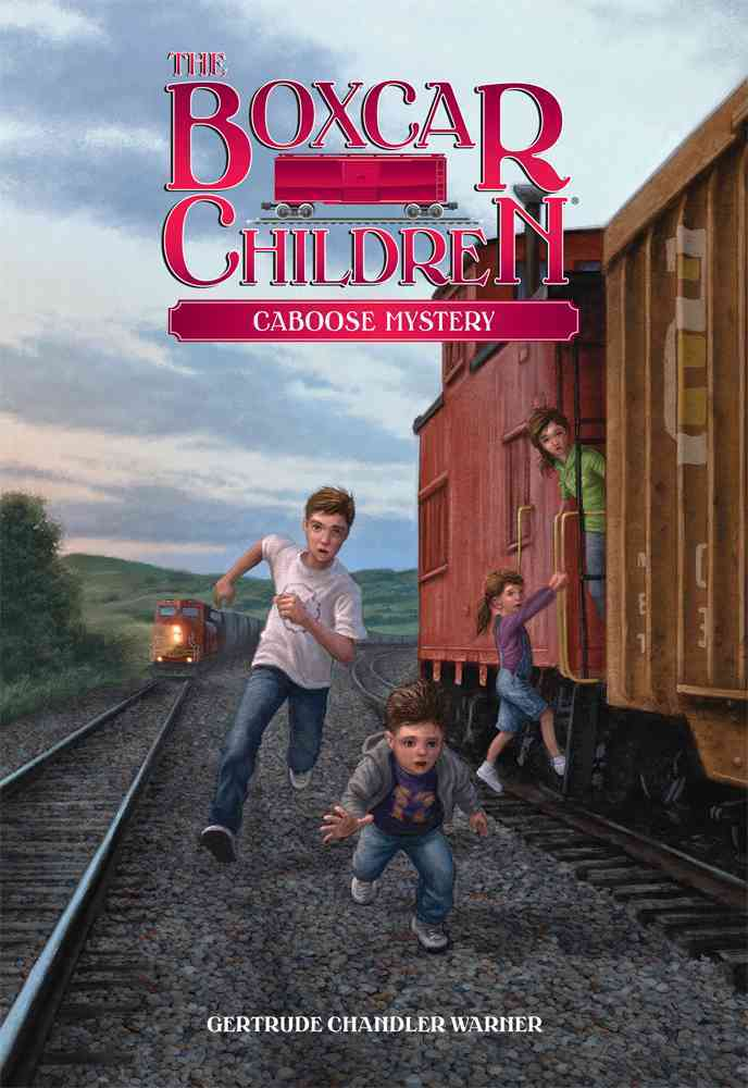 Caboose Mystery By Warner, Gertrude Chandler/ Cunningham, David (ILT)